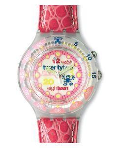 Swatch Scuba 200 Pink Pleasure SDN900