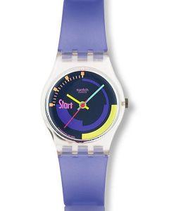 Swatch Lady Purple Podium LK119C