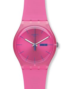 Swatch New Gent PINK REBEL SUOP700