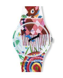 Swatch New Gent Art Club Speacial Piolin's Time SUOZ240S