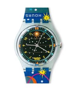 Swatch Solar Planetarium SRG100
