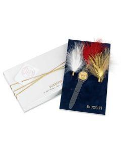 Swatch Special PLUME DE FETE SFK136Pack