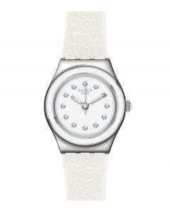 Swatch Irony Lady PLUMMY WHITE YSS277