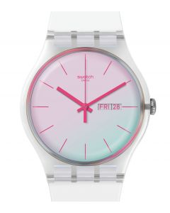 Swatch Original New Gent Polawhite SUOK713