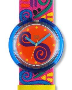 Pop Swatch pPOPOCATEPETL PWK173