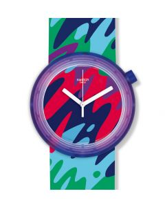 New Pop Swatch POPTHUSIASM PNP101