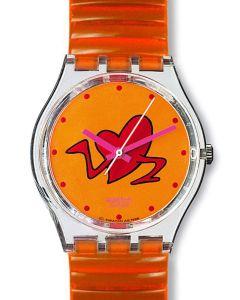 Swatch Gent POUNDING HEART FLEX GK237