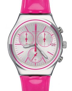 Swatch Irony Chrono Proud to be Pink YCS587