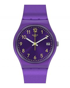 Swatch Gent Purplazing GV402