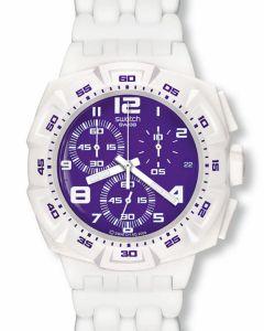 Swatch New Chrono Purple Purity SUIW404