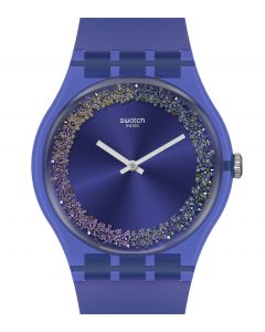 Swatch New Gent Purple Rings SUOV106