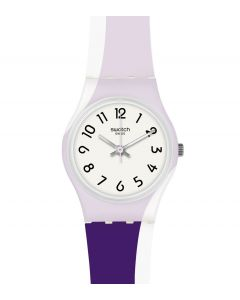 Swatch Originals Lady Purpletwist LW169