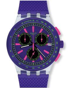 Swatch Chrono Plastic Purp-Lol SUSK400
