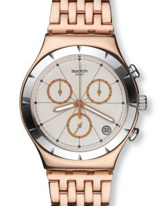 Swatch Irony Chrono Pushback YCG408G