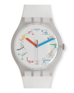 Swatch New Gent Special Quai D'Ouchy SUOZ283