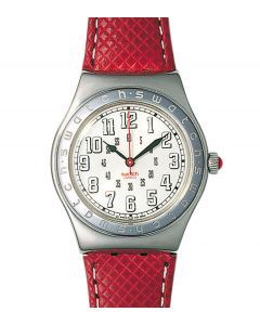 Swatch Irony Medium Red Amazon YLS103