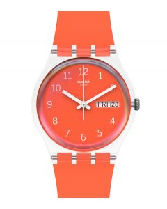 Swatch Gent Red Away GE722
