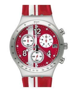 Swatch Irony Chrono Red Batch YCS4026