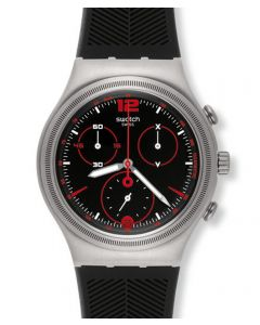 Swatch Irony Chrono RED CASUAL YCS568