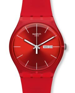 Swatch New Gent Red Rebel SUOR701