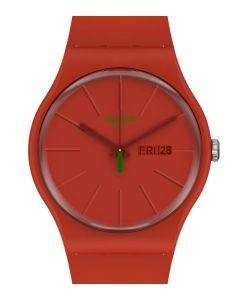 Swatch Originals New Gent Redvremya SO29BR700