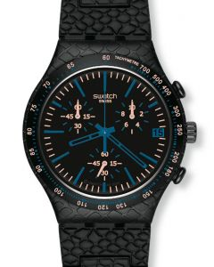 Swatch Irony Chrono REPTILE BLUE YCB4016AG