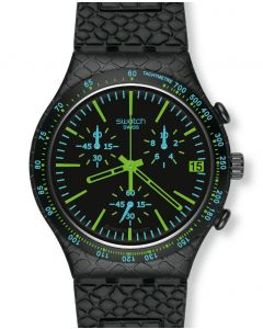 Swatch Irony Chrono REPTIL GREEN YCB4014AG