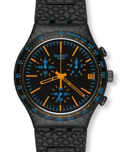 Swatch Irony Chrono REPTILE ORANGE YCB4017AG