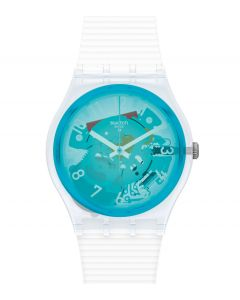 Swatch Originals Gent Retro Bianco GW215