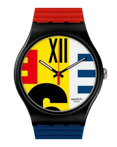 Swatch New Gent Revival SUOB171