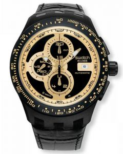 Swatch Chrono Automatik Right Track Sunshine SVGB401
