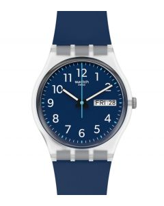 Swatch Gent Rinse Repeat Navy GE725