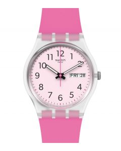 Swatch Gent Rinse Repeat Pink GE724