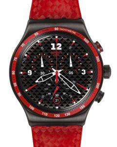 Swatch Irony New Chrono Rosso Fuoco YVM401