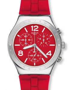 Swatch Irony Chrono Rouge de Bienne YCS117