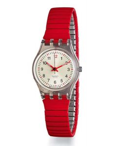 Swatch Lady Rouge Pair et Gagne LM115