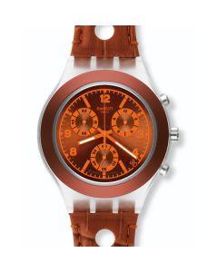 Swatch Irony Diaphane Chrono Rouille SVCK4073