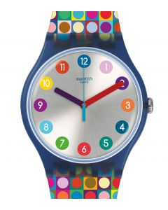 Swatch New Gent Rounds and Squares SUON122