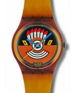 Swatch Gent Ruffled Feathers GF100