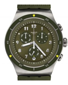 Swatch Irony The Chrono Runforest YOS461