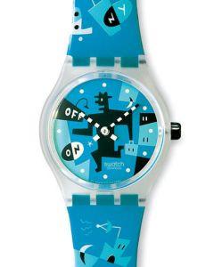 Swatch Musicall Running Time SLK107