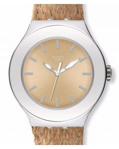 Swatch Irony Nabab SALMON GOLD YNS121