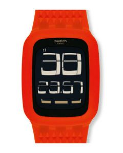 Swatch Digital Touch Sanguin SURR105