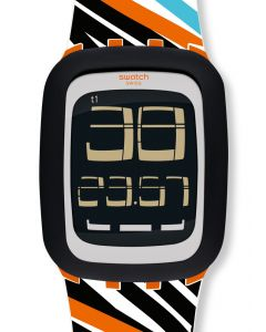 Swatch Digital Touch Scratch The Touch SURO102