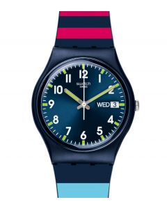 Swatch Gent SEA MY COLORS - Destination Special Carribean/Cayman Island 2017 GN718D