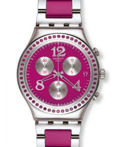 Swatch Irony SECRET THOUGHT RASPBERRY YCS555G