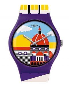 Swatch New Gent Destination Special Selflorence SUOZ311