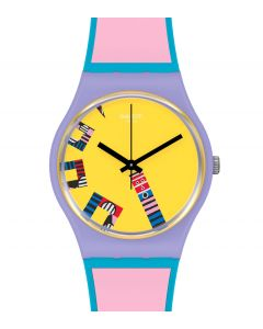 Swatch Gent Serious Action GZ342