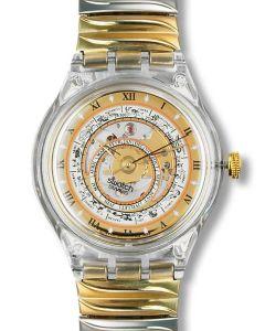 Swatch Automatik Serti Misterieux SAK113