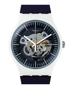 Swatch New Gent Siliblue SUOW156